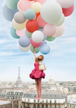 Miss Dior Chérie affiche