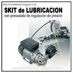 Sistemas para lubricación & engrase.
