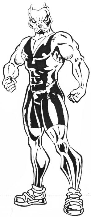 Personagem mascote