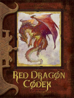 Red Dragon Codex by R.D. Henham