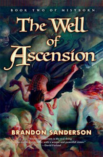 The Well of Ascension by by Brandon Sanderson