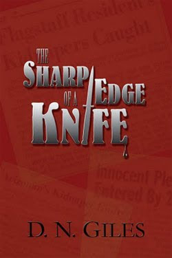 The Sharp Edge of a Knife by D.N. Giles
