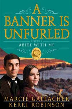 Abide With Me (Banner Unfurled, v4) by Gallacher & Robinson