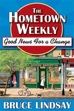 The Hometown Weekly by Bruce Lindsay