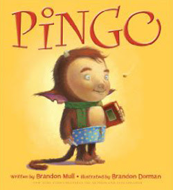 Pingo by Brandon Mull & Brandon Dorman