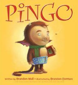 Pingo by Brandon Mull & Brandon Dorman