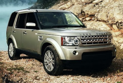 Land Rover Discovery 4 Limited Edition