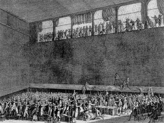 Jean-Louis Prieur  desenho -Pierre Gabriel Berthault  grava  231   227 o em    Legislative Assembly French Revolution