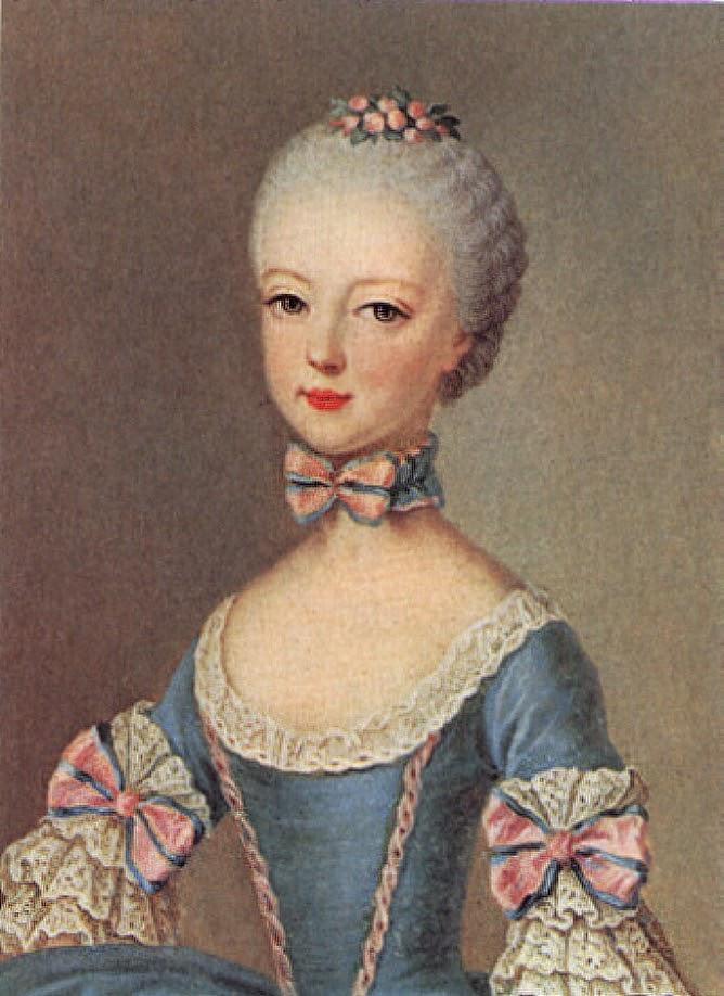 Queen Marie Antoinette (1755-1793) Vienna Prometheuses