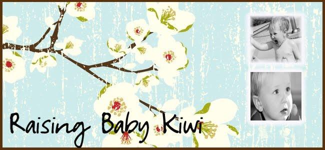 Raising Baby Kiwi