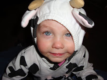 Our Cute Little Christmas Cow
