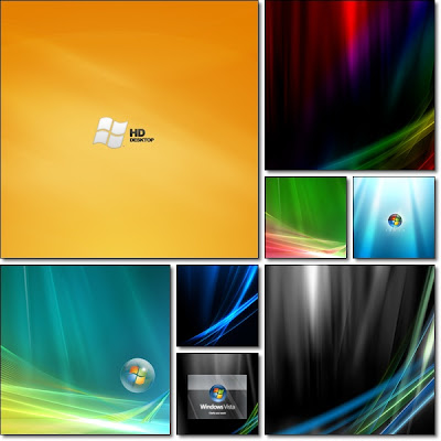 Windows Vista HD Wallpapers Pack
