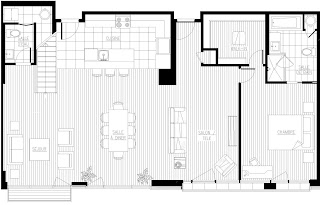 comment bien visualiser un espace intérieur sur plan