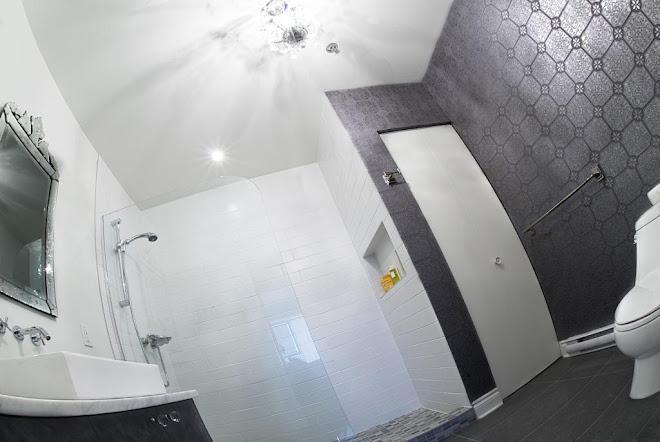 Option douche ou bain dans un condo?