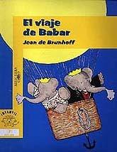 El viaje de Babar - Jean de Brunhoff