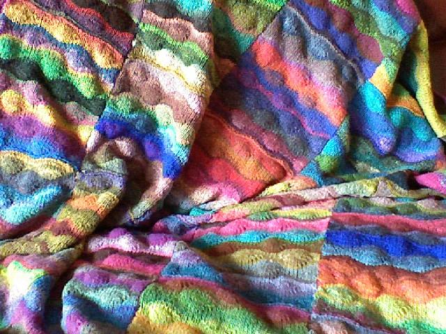 Lizard Ridge Quilt