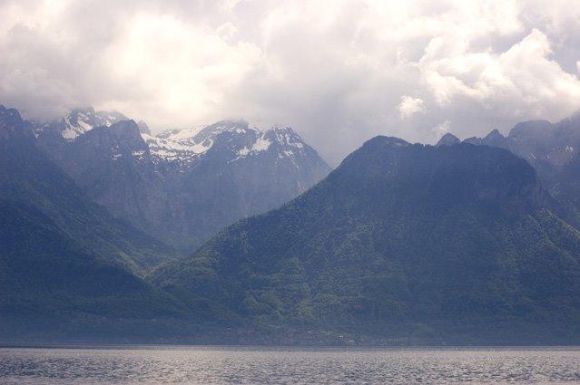 Montanhas - Suiça