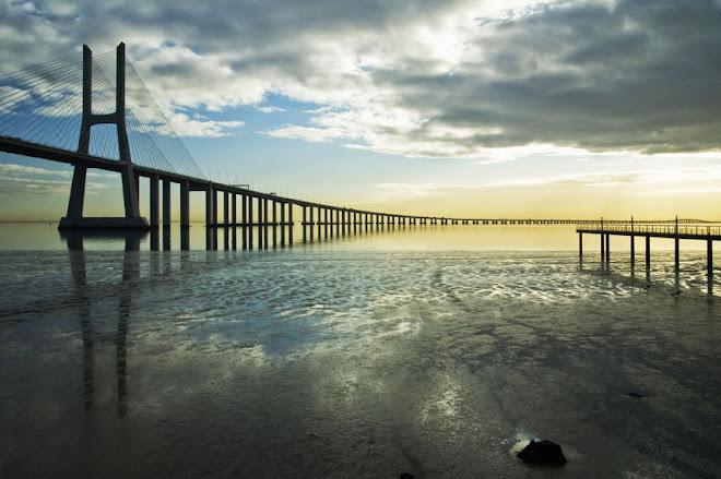 Amanhecer I - Ponte Vasco da Gama