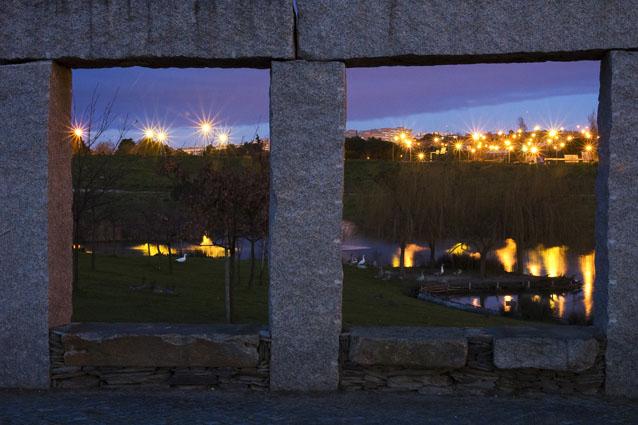 Uma janela no Parque - Parque da Paz, Almada