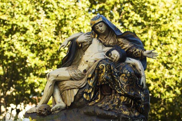 Nossa Senhora da Piedade - Procissão, 2008