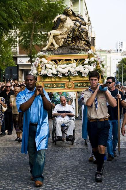 Fé e Devoção - Procissão de Nossa Senhora da Piedade, Cova da Piedade, Almada