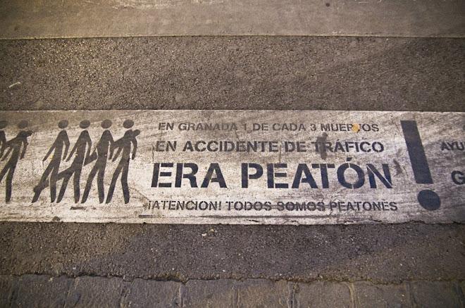 Sim, somos todos peões. Convém que nunca o esqueçamos… - Granada - Espanha