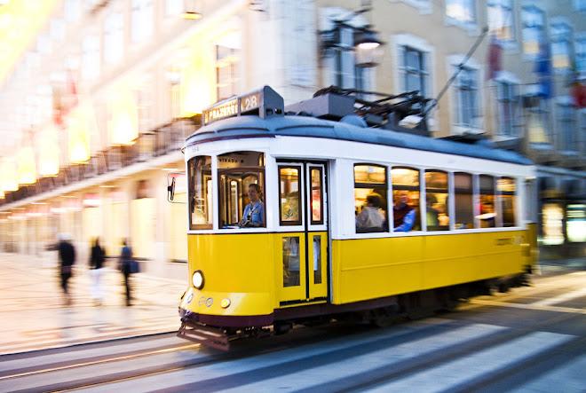 É um prazer andar de eléctrico – Lisboa, EISA Maestro 2010 Portugal, 1º Lugar
