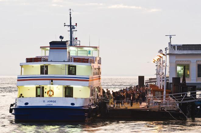 Embarque – Destino trabalho – Cacilhas, EISA Maestro 2010 Portugal, 1º Lugar