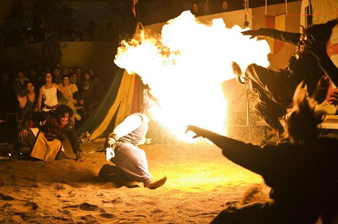 Assai no Inferno, Demónios! - Feira Medieval de Avis 2010