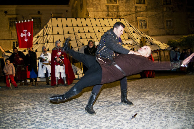 Agora vais ao tapete! - Feira Medieval de Avis 2010