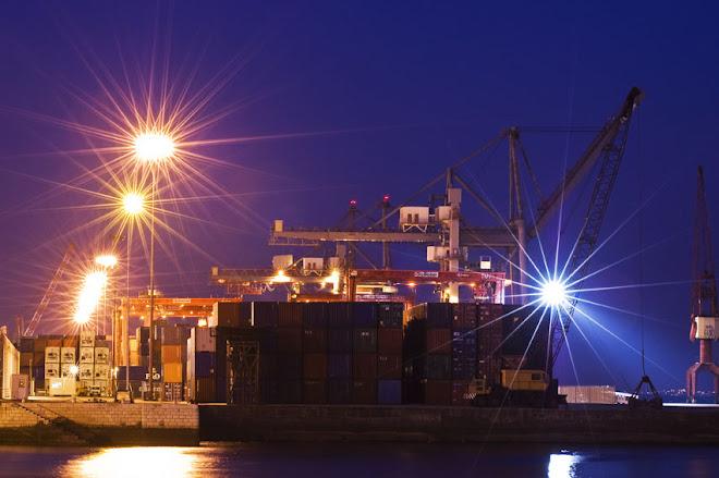 Há luzes no porto - Lisboa