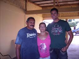 O maridão, Eu e o Filhote...