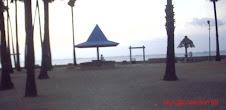 suatu senja di pantai lasiana
