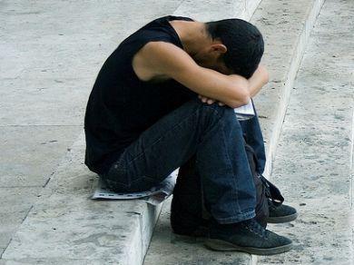 In aumento casi di suicidio tra i disoccupati e detenuti