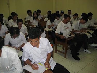 Ulangan Umum Semester II