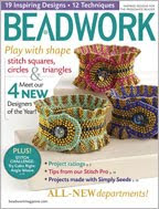 Fundamental Findings Featured in Beadwork!