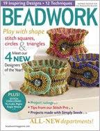 Fundamental Findings Featured in Beadwork!