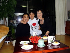 Rev. Lee, Yo Seh and Hye Jung