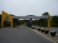 Pai Chai University Main Entrance