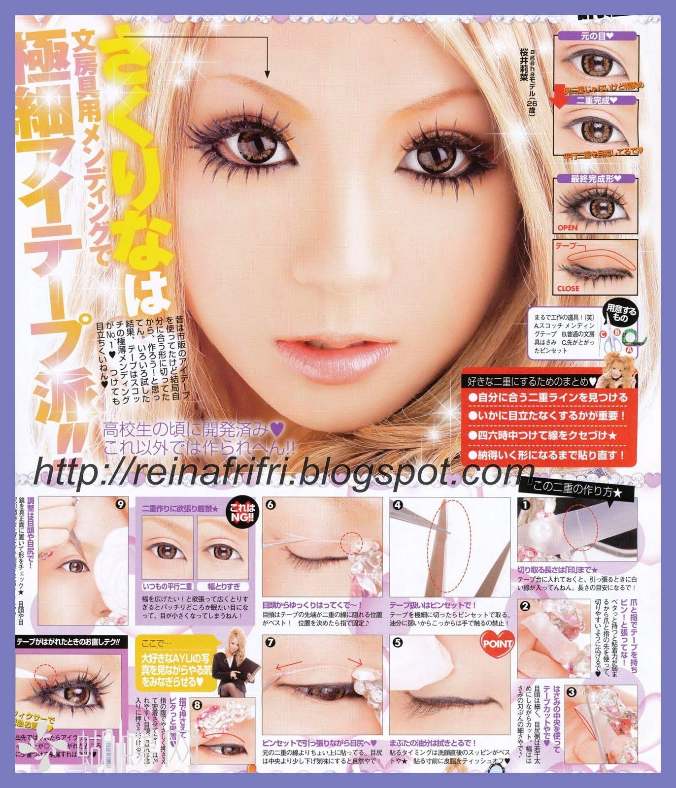 AGEHA Make up 004