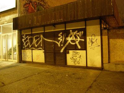 Soroksári út, writer, tag, Éden, street art,  vandalizmus, graffiti, bomba, Budapest, blog, falfirka,  IX. kerület, Ferencváros,  teg