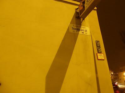 ESK, Budapest,  blog, street art,  streetart, falfirka,  street-art, vandalizmus, IX. kerület, Ferencváros