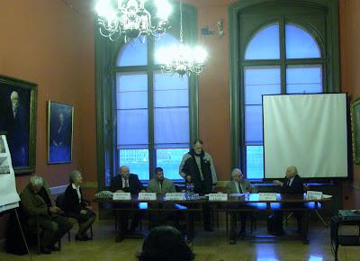 Pro Budapest, Akadémia, Képes Terem, Budapest Világörökségéért Alapítvány, Strabag, Budai Alsó rakpart, támfal, sajtótájékoztató