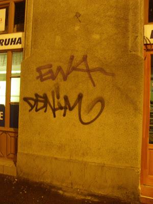 turkáló, Budapest, használt ruha, second hand,   blog, Háda Kft, Ferencváros, street-art,  writers,  falfirka,  tag,  teg,  teggers, teggelés,  vandalizmus