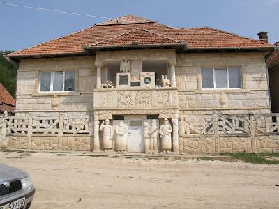Török István kőfaragó mester háza, Magyarvista, Erdély, Románia