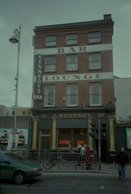 Kennedys Bar, Kennedy, Dublin, Eire, Ireland, képek, lounge
