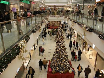 bevásárlóközpont, Csapó utca, Debrecen, Fórum, Hungary, Magyarország, plaza, Rákóczi utca,  shopping center, Kósa Lajos, Karácsony