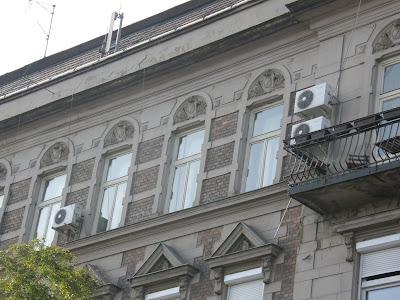 légkondi, világörökség, world heritage, Budapest, Hungary, air condition, Bem rakpart, Víziváros, I. kerület, Magyarország, Várnegyed, Vár
