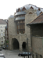Budapest, Nagy Ervin, Hattyú utca, Hattyúház, I.kerület, vár, organikus építészet, Várnegyed