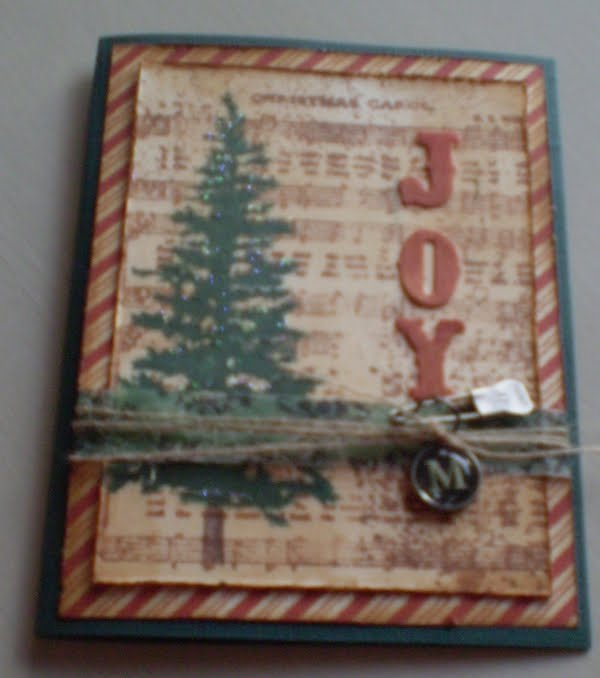 tim holtz vintage christmas cards